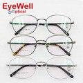 Chegada nova marca de alta qualidade retro liga frame ótico para óculos de miopia ou ler mais populares para homens e mulheres 1880