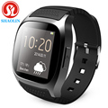 SHAOLIN Smart Bluetooth Watch Smartwatch with LED Display Music Player Pedometer for Android IOS Mobile Phone