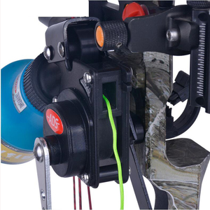 Image 5 - Archery ADS Fishing  Bowfishing Spincast Reel Machine Bottle Rope Quiver Used For Compound Bow Recurve Bow Accessory