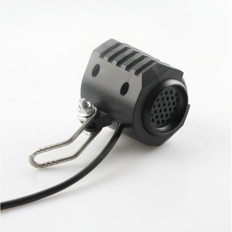 Details about Ebike 12V 80V Electric Bicycle Light with Horn Waterproof Headlight Horn Set
