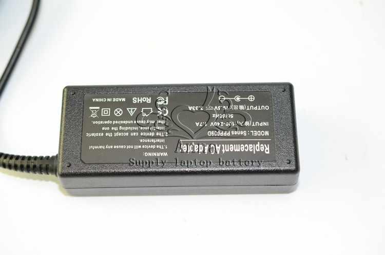 19.5V 3.33A 4.5*3.0mm Adaptateur secteur Pour ordinateur portable hp Pour Envy4 K001TX C8K20PA TPN-F112 F113 Pavilion 15 Série Ordinateur Portable Chargeur