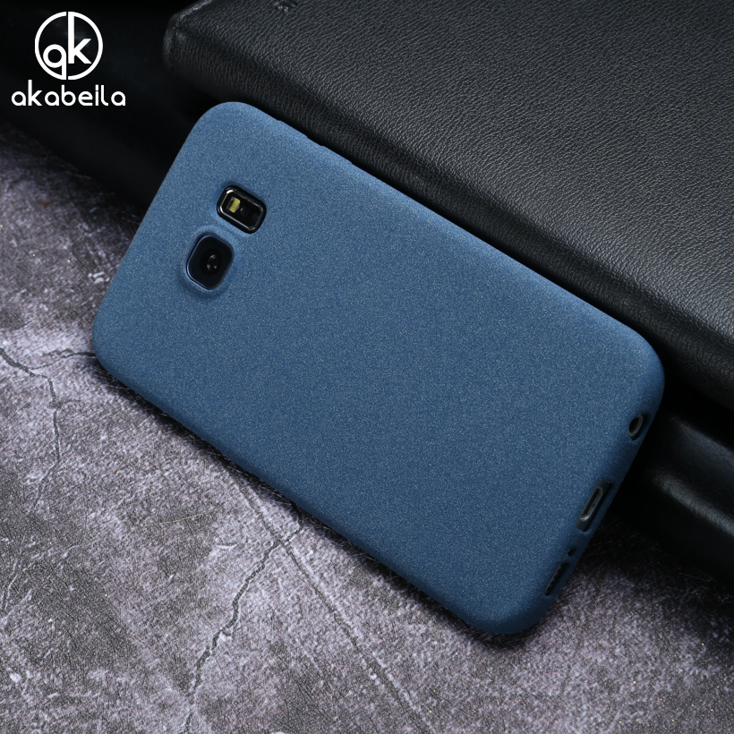 AKABEILA Soft Phone Cases Cover For Samsung Galaxy S6 SVI G920F G920FD G920FQ G920I G920A G920T G920S Covers Cases Bags Soft