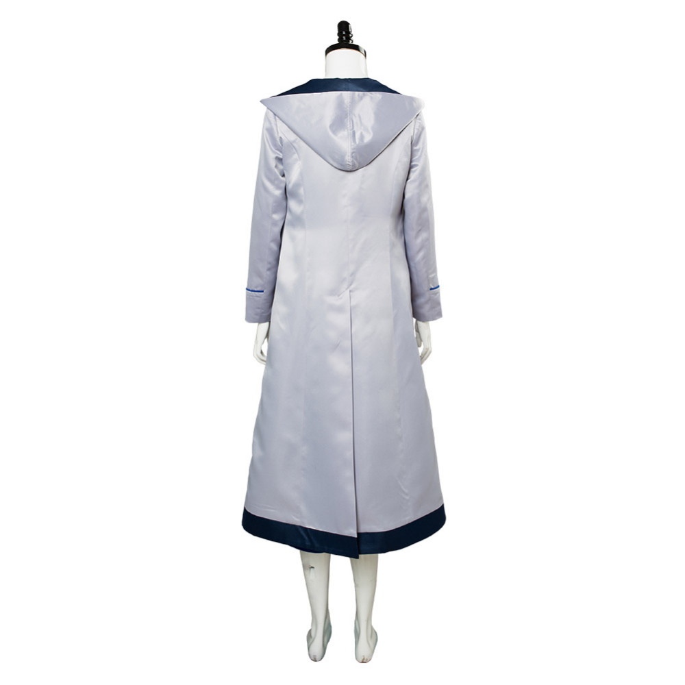 13th female Doctor who Cosplay Costume Coat 13th Doctor Jodie Cosplay Costume!CO