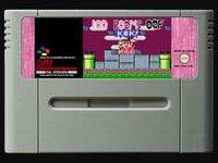 16Bit Spiele ** 100 ZIMMER OOF KEK! (PAL EUR Version!!)-in Spielangebote aus Verbraucherelektronik bei