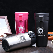 Stainless Steel Thermos Coffee Travel Mug BPA-Free Flask, Vacuum Insulated Water Bottle,Double Walled Mugs