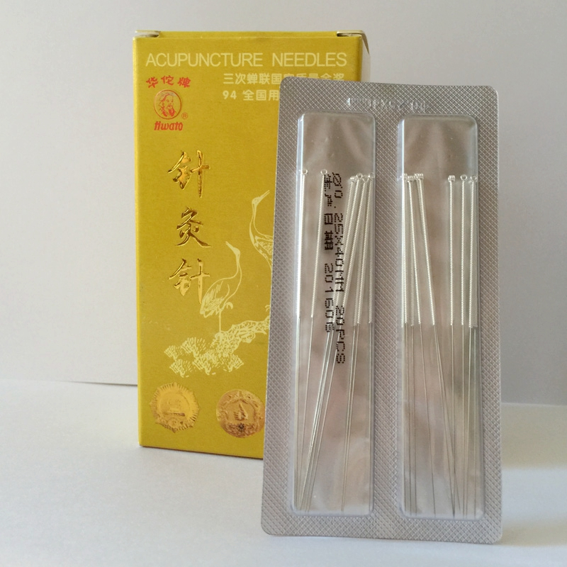 china ancient technique hwato disposable sterile high quality acupuntura needle beauty acupuncture needle 200pcs/pack painless four head bloodletting pen needle send sterile disposable bloodletting needle 200 free shipping