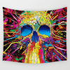 Wall Hanging Skull Tapestry 1