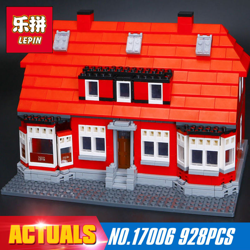928Pcs Lepin 17006 ole lirk's house Building Blocks Bricks Toys For Children Holiday gifts Compatible model 4000007