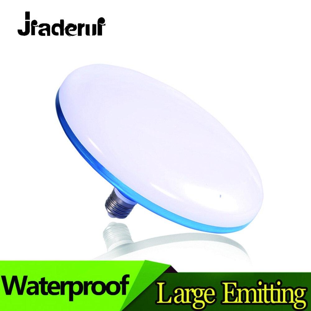 Jiaderui Led Bulb Light Power Led E27 Lamp 15W 20W 30W 40W 50W 60W SMD5730 Chip 220V Lampada Cold White Lights for Home Lighting