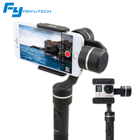 FeiyuTech Official Store New Arrival 3 Axis Handheld SPG Smartphone And Action Cam Stabilizer