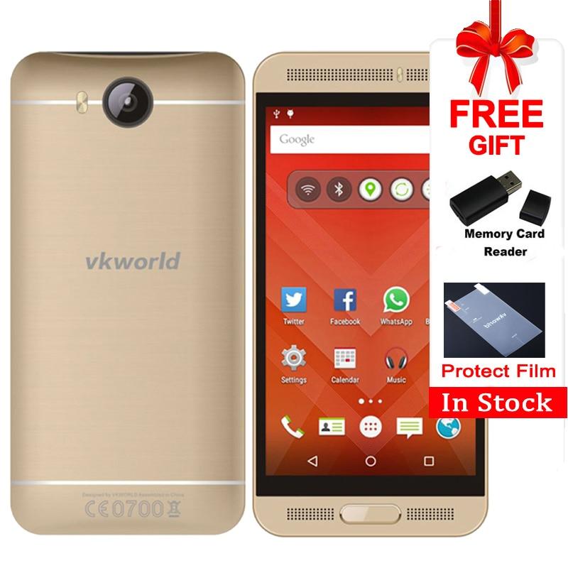 Цена за Оригинал Vkworld vk800x 3 Г Смартфон Android 5.1 MTK6580 Quad Core 5.0 дюймов 960*540 Экран 1 ГБ ОПЕРАТИВНОЙ ПАМЯТИ 8 ГБ ROM Мобильный Телефон
