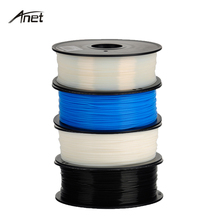 0.5kg PLA ABS 3D Printer Filament 1.75mm Filaments Plastic Rod Rubber Ribbon Consumables Refills for MakerBot/RepRap 3D Printer