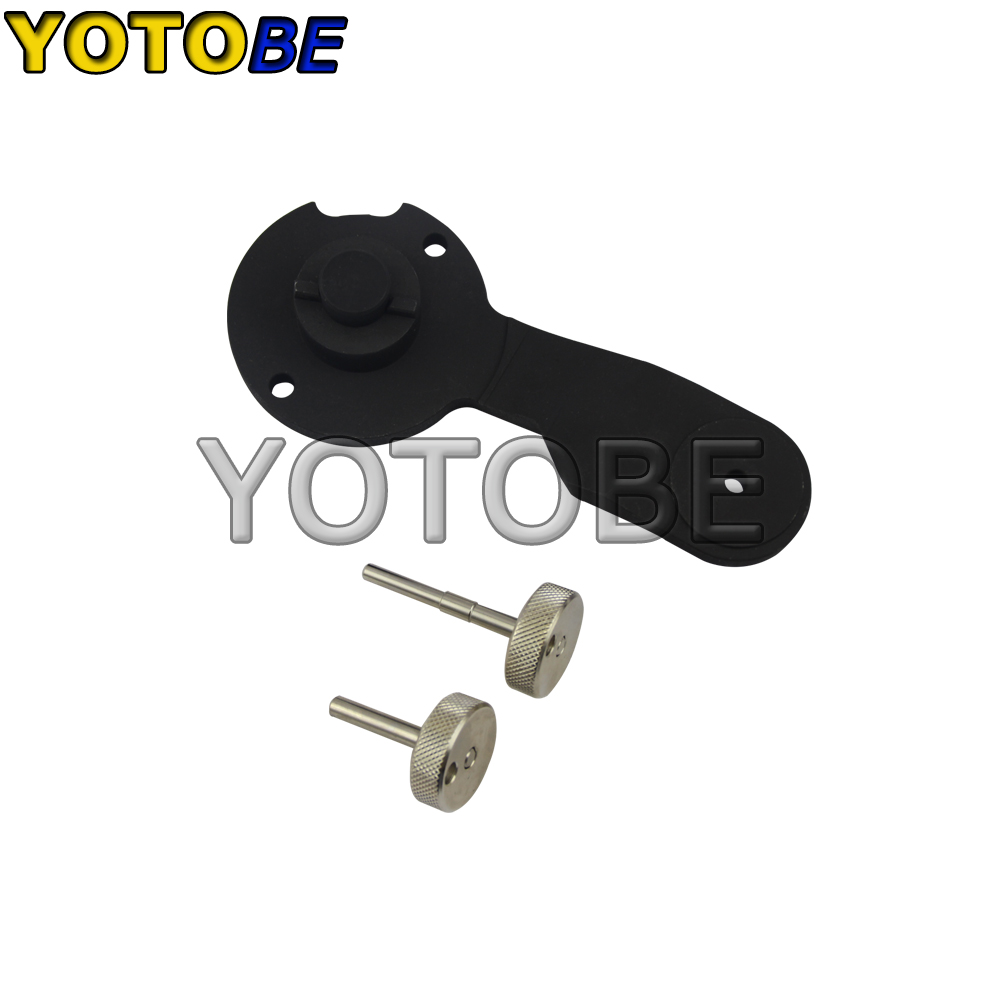 Professional Camshaft Locking Tool Kit For VW Audi 1.4 TFSI Engine Timing Tool T10504 цены