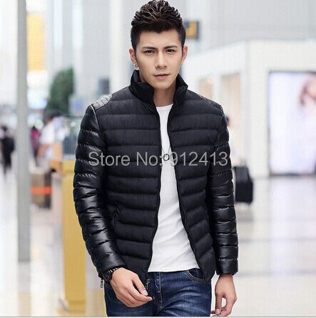 Aliexpress.com : Buy Winter Jacket Men Winter Coat Men Warm Cotton ...