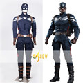 Captain America Cosplay Costumes The Avengers Superhero Steve Rogers Cosplay Costume for Adult Men Women Halloween Costumes