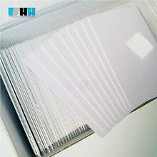 125 khz em4305/em4205 재기록 가능한 rfid 카드 복사 복제 액세스 제어 카드에 빈 카드