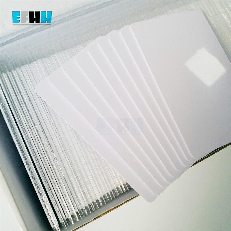 купить 125Khz EM4305/EM4205 Rewritable RFID Card Copy Clone Blank Card In Access Control Card по цене 33.32 рублей