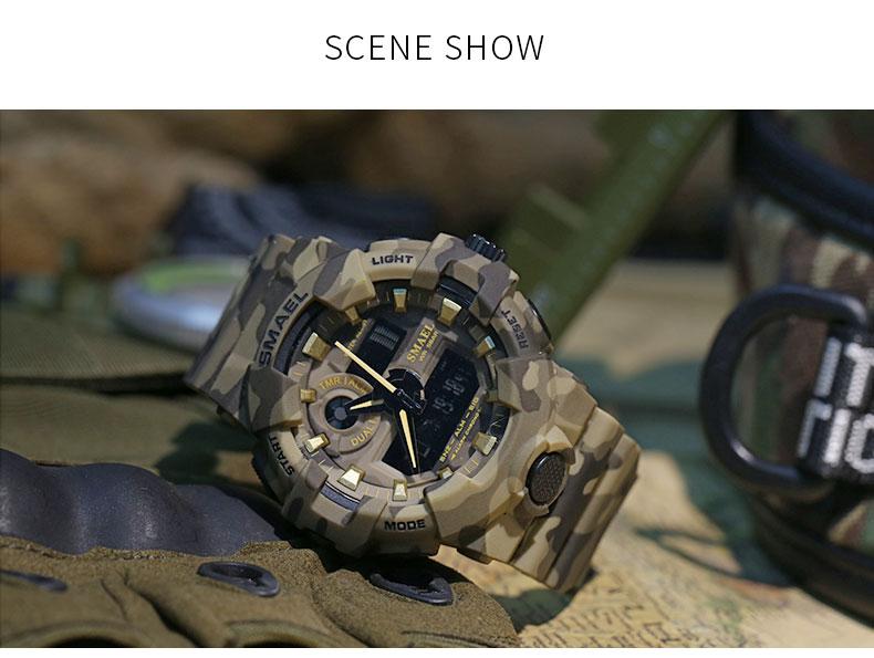 15mens army watch