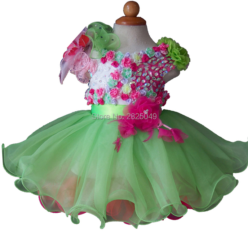 baby  and toddler girl clothes  girl dresses  flower girl dresses girl party dresses1T-6T EB102-4