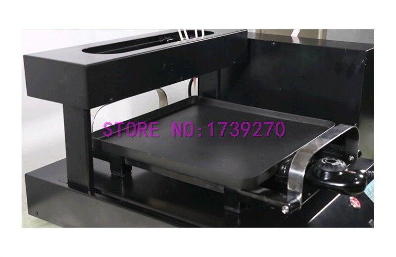 Newest Food Printer,4 Colors Pancake Printing Machine,3D DIY Pancake Maker