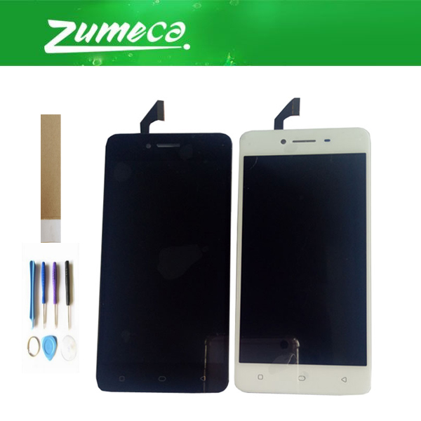 6.0 Inch For <font><b>Oppo</b></font> A73 <font><b>Oppo</b></font> <font><b>F5</b></font> LCD <font><b>Display</b></font>+Touch Screen Digitizer Assembly Replacement Part White Black Color With Tape&Tool image