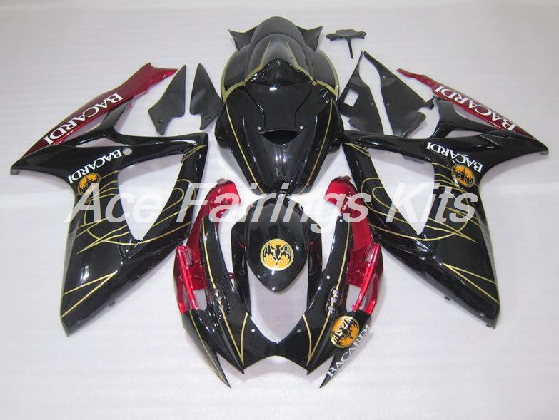 New ABS bodywork <font><b>Fairings</b></font> <font><b>Kit</b></font> set Fit For <font><b>SUZUKI</b></font> GSXR600 GSXR750 06 07 R600 R750 K6 <font><b>GSXR</b></font> <font><b>600</b></font> 750 2006 2007 cool style image