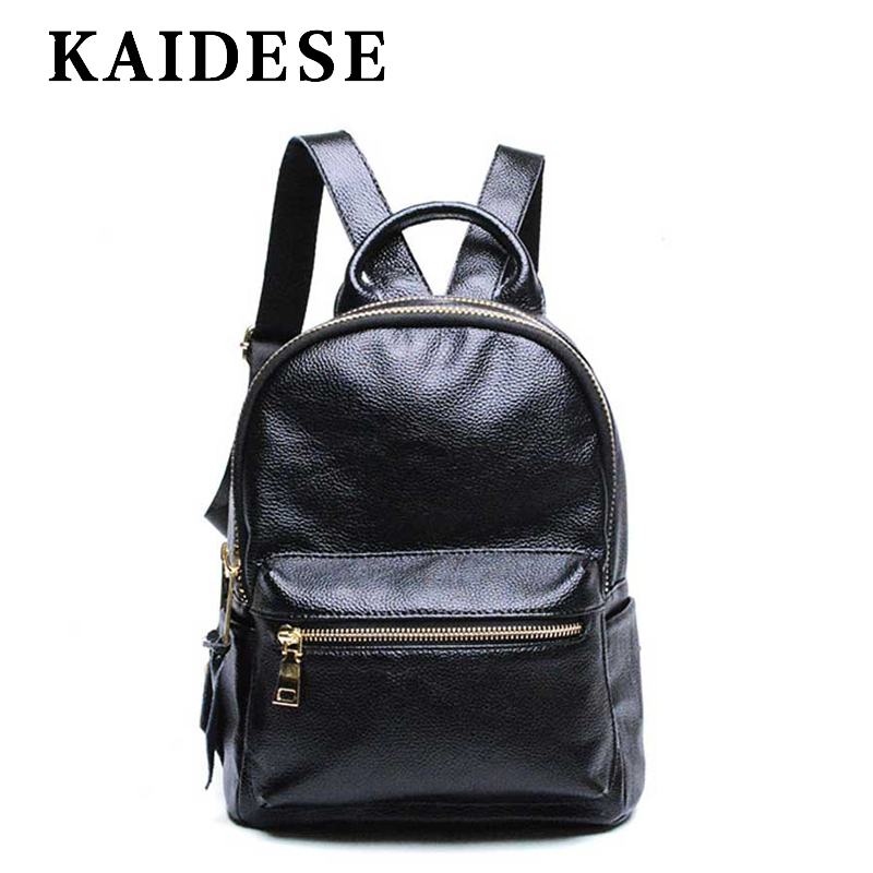 KAIDESE Travel Backpack 2018 new fashion youth shoulder bag ladies leisure college wind backpack large capacity Backpack 2016 new backpack college wind leisure travel fashion leather shoulder bag doubles