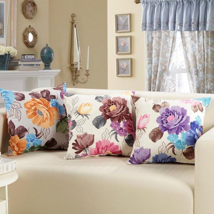 Ikea cuscino copre giardino fiore divano in tessuto for Divano quadrato