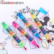 BalleenShiny Children Painting Toys 20 Colors font b Wax b font font b Crayon b font