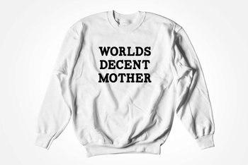 Sugarbaby Новое поступление миров достойная Толстовка для матери подарок на день матери Подарки для мам МАМА МЕДВЕДЬ Crewneck модный джемпер