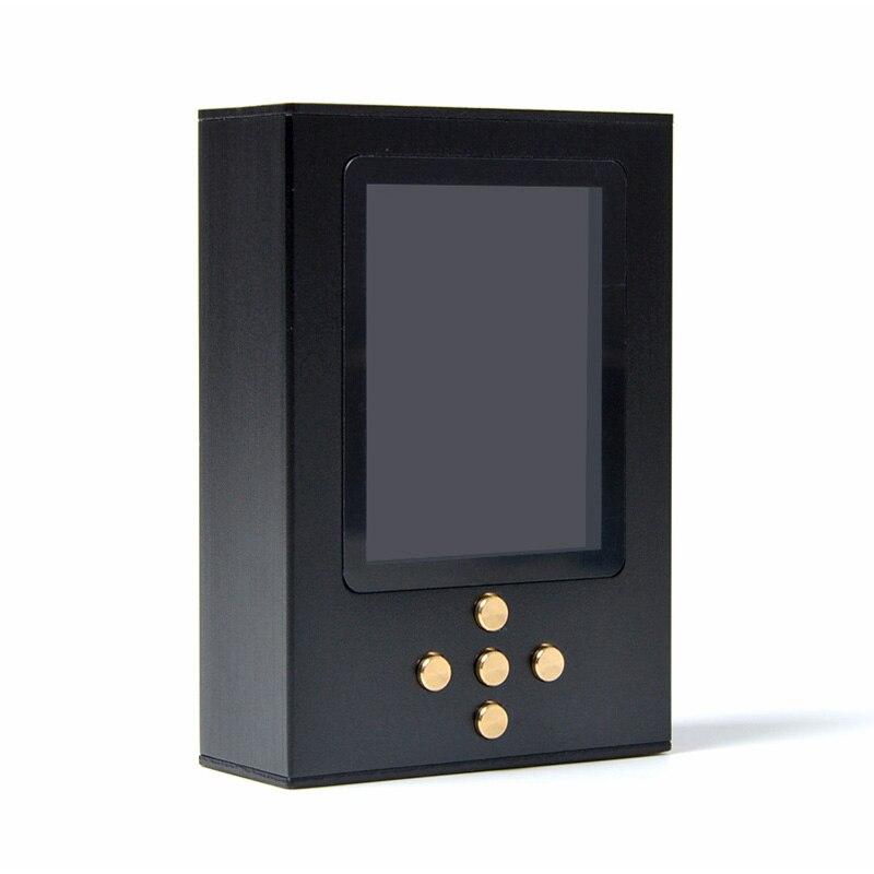 Zishan DSD AK4497EQ Professionnel Sans Perte Musique MP3 HIFI Fièvre Portable Sans Perte Musique Lecteur AK4497EQ DSD Dur Solution AK4497