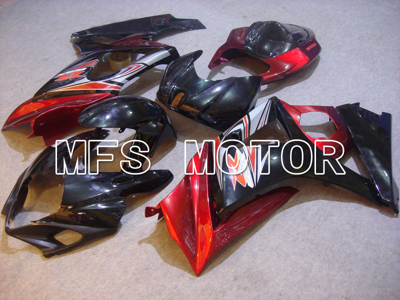 Motorcycle Part For Suzuki GSXR 1000 K7 2007 2008 Injection ABS Fairing Kits GSXR1000 K7 07 08 - Others - Red/Black motorcycle fairing kit for suzuki gsxr1000 07 08 gsxr 1000 k7 2007 2008 gsxr1000 abs white blue fairings set 7gifts ss01