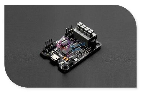 DFRobot 100% Оригинальный Универсальный USB/RS232/RS485/TTL интерфейсов между Преобразователь Питания 3.3 В до 5 В с ИНДИКАТОР Питания для arduino