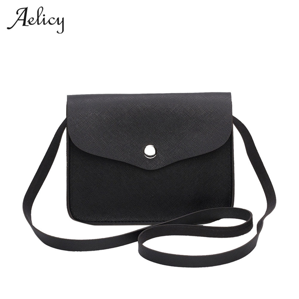 Aelicy Bags Messenger-Bags Small Design Mini Women Luxury 6-Colors Famous-Brand Hot-Sale