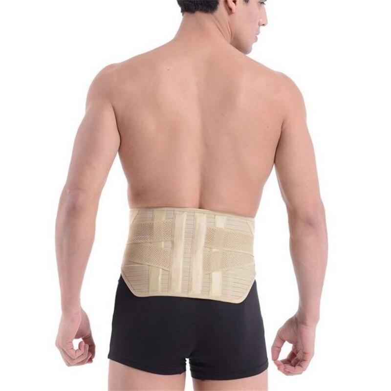 4PCS Stålben Magneterterapi Turmalin Självuppvärmande midjebälte - Sjukvård - Foto 1