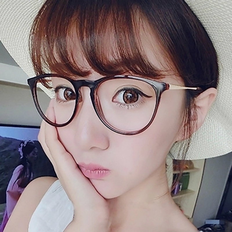 2017 New Brand Designer Frame For Womens Glasses Mens Eyeglasses For Computer Goggles Reading Eyewear Oculos De Grau Femininos
