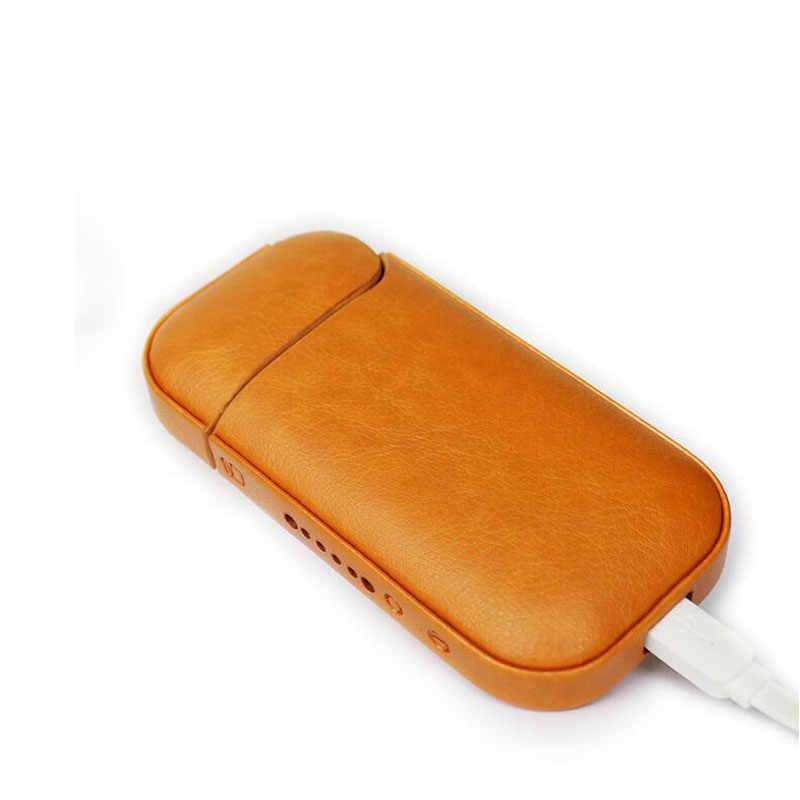 Новинка для девочек iqos 2,4 Plus чехол сумка защитный чехол Чехол электронный для Iqos сигарета кожаный чехол