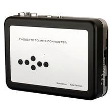 Кассетный плеер TF SD кассета в MP3 конвертер Захват аудио музыкальный плеер конвертировать музыку на ленте на TF карту без ПК требуется EZ232