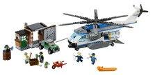 BELA City Police Helicopter Surveillanc Building Blocks Classic For Girl Boy Kids Model Toys Marvel Compatible Legoings