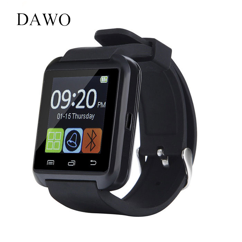 Smartwatch Bluetooth U8 Hot Smart Watch android MTK for iPhone IOS Samsung S4/Note HTC xiaomi for Android Phone PK U8 GT08 DZ09 health monitoring bluetooth sync children s adults smart watch phone for iphone samsung huawei lg htc xiaomi so on smartphone