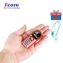 SATREND K8 אופנה מיני נייד טלפון הקטן ביותר גודל טלפון סלולרי Sim הכפול MP3 Bluetooth חייגן שיחת הקלטה Celularטלפונים ניידים
