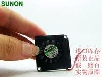 SUNON 3507 SUNON 5 В 0.8 Вт GB0535ACB1-8 тонкий алюминиевый центробежный