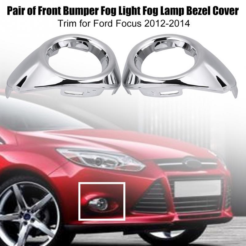 fiat 500 2007 to 2012 fog light cover grey w//o hole offside r//h