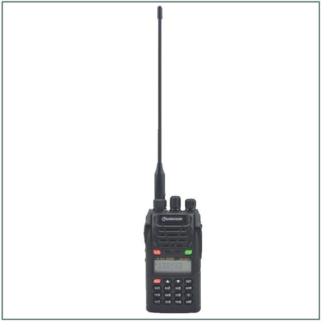 Новый оригинальный Wouxun KG-UVD1P укв / двухдиапазонный 136.000 - 174.995 мГц и 400.000 - 479.995 мГц fm-приемопередатчик