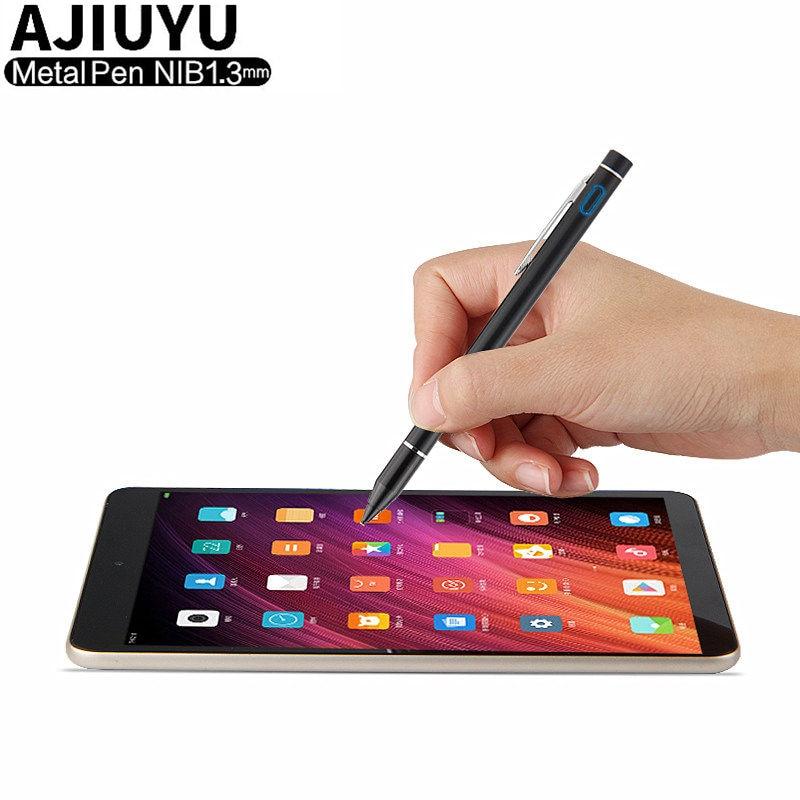 Active Stylus Pen Capacitive Touch Screen For Xiaomi MiPad 2 3 1 Mi Pad CHUWI Hi10 Plus Pro Hi12 Hi13 Hi8 Vi10 Vi8 Tablet Case
