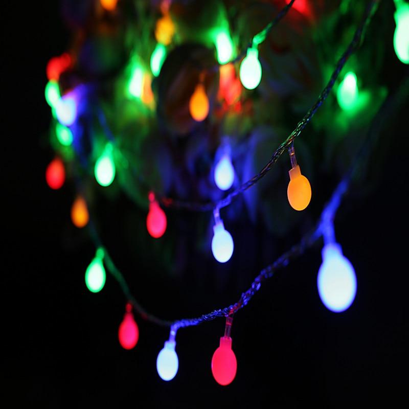 Outdoor Bruiloft Kerst LED lamp string licht led regenboog licht - Vakantie verlichting - Foto 2
