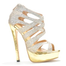 Silver Narrow Band Soft Leather Women's Stiletto Cover High Heel Cut-Outs zapatos mujer Cross-Strap Women Shoes 2015 Sandals