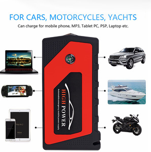 Image 3 - New Multifunction Jump Starter 69800mAh 12V 4USB 600A Portable Car Battery Booster Charger Booster Power Bank Starting Device
