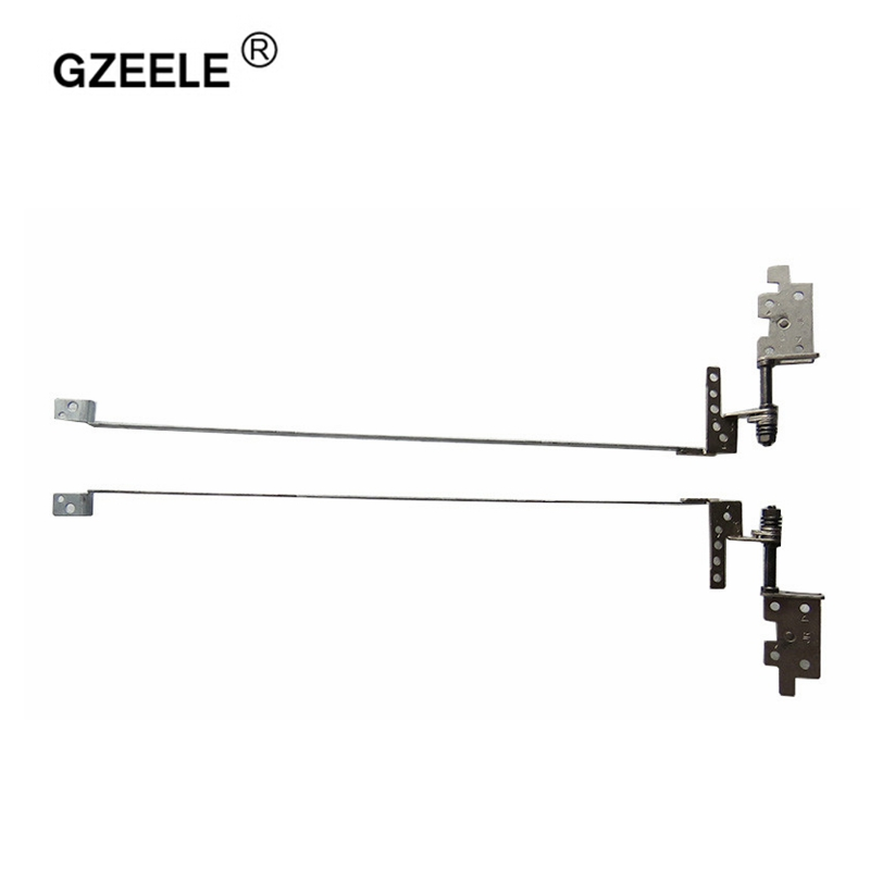 GZEELE New Laptop Lcd Hinges for Lenovo B590 B595 V590 V595 B580 B585 V580 V585 P/n:33.4TE08.021 33.4TE09.021GZEELE New Laptop Lcd Hinges for Lenovo B590 B595 V590 V595 B580 B585 V580 V585 P/n:33.4TE08.021 33.4TE09.021
