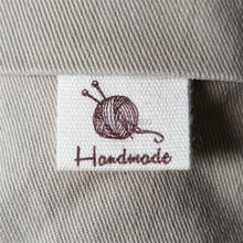 Label Handmade-Product Label/custom-Clothing Stock Printed